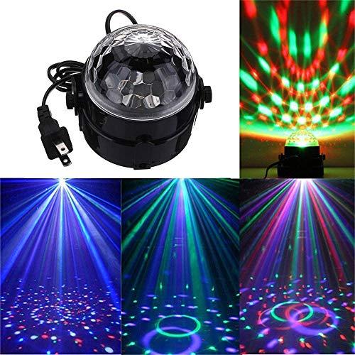 Disco Ball Keyrings - XEDUO Crystal Magic Ball Light, Lighting