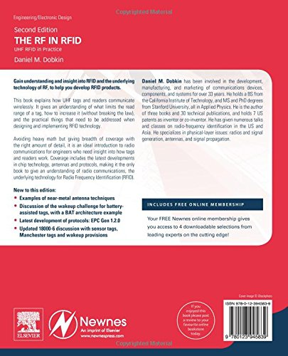 The RF in RFID, Second Edition: UHF RFID in Practice