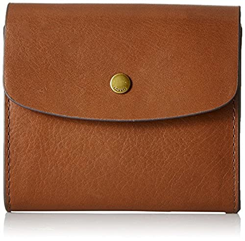 07. Fossil Haven Small Triple Gusset Wallet