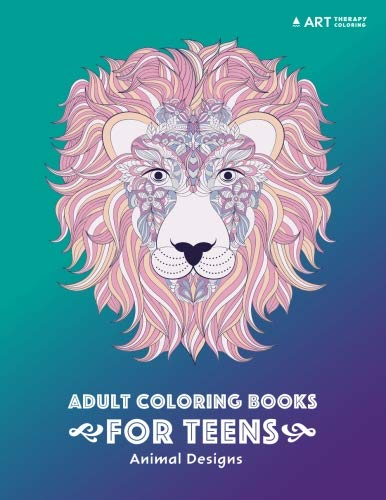 Adult Coloring Books Teens Mindfulness product image