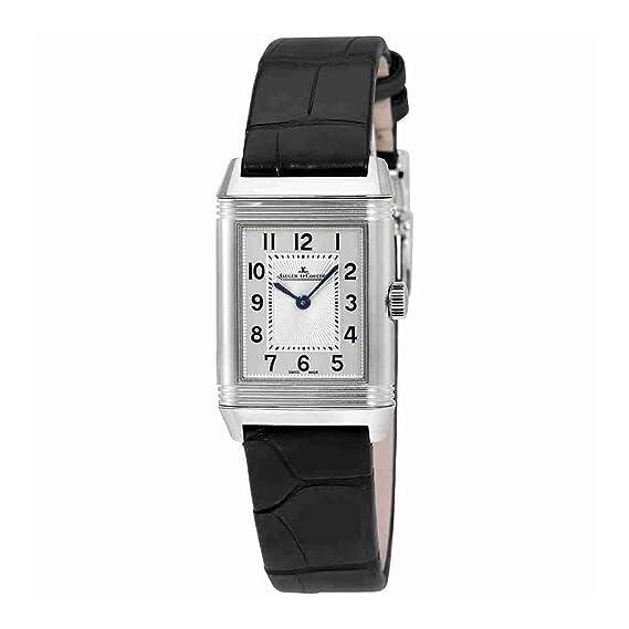 Jaeger LeCoultre Reverso Classic pequeño Damas Reloj q2668430: Amazon.es: Relojes