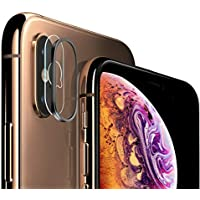 iPhone Xs Max Camera Lens Protector, [2 Pack] Ultra-Thin...