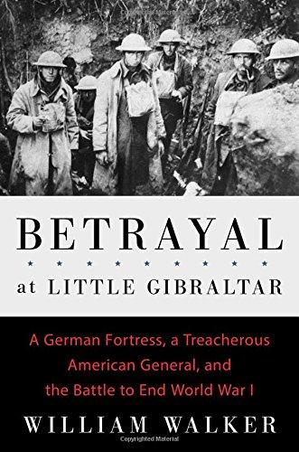 Betrayal at Little Gibraltar: A German