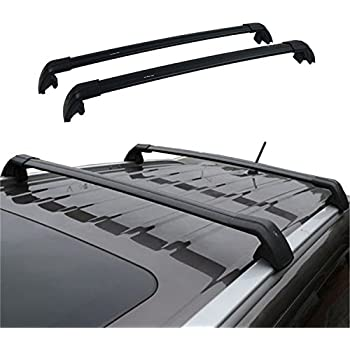 Roof Rack For Hyundai All New TUCSON 2016 2017 2018 Baggage Luggage Roof Rack Rail Cross Bar Crossbar