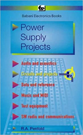 R. A. Penfold - Power Supply Projects