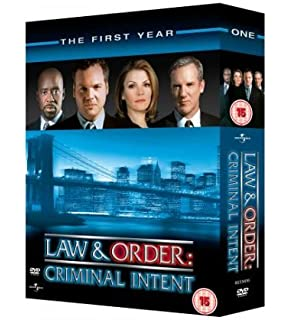 Watch law and order criminal intent anti-thesis