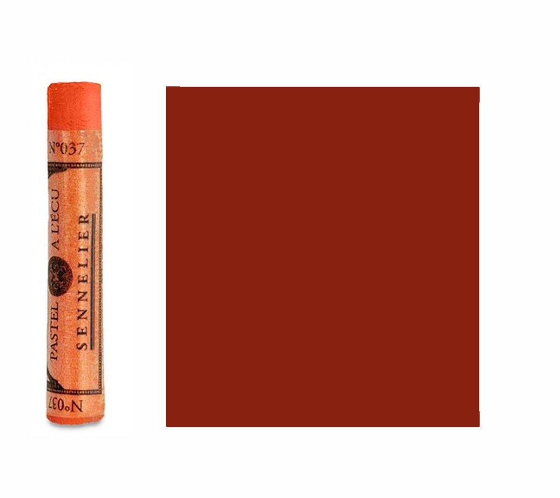 Sennelier Extra Soft Pastel Burnt Sienna 460 Global Art Supplies