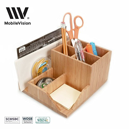 MobileVision Multi Function Organizer stationary paperclips