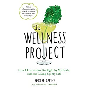 The Wellness Project Audiobook