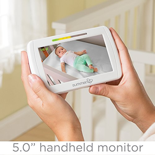 Summer Infant In View Video Baby Monitor with 5-inch Screen and Camera by Summer Infant (Image #2)