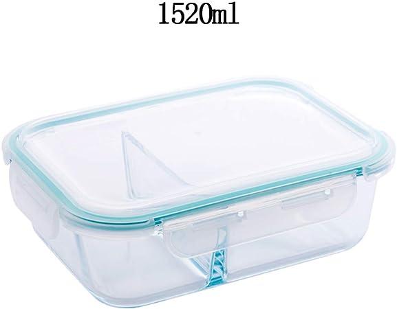 SSNG Lunch Box, Frigorífico Caja De Almuerzo Resistencia a Altas Temperaturas para El Hogar La Escuela La Oficina: Amazon.es: Hogar