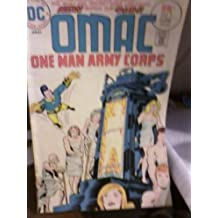 OMAC-One Man Army Corps-June 1975, Volume 2 #5