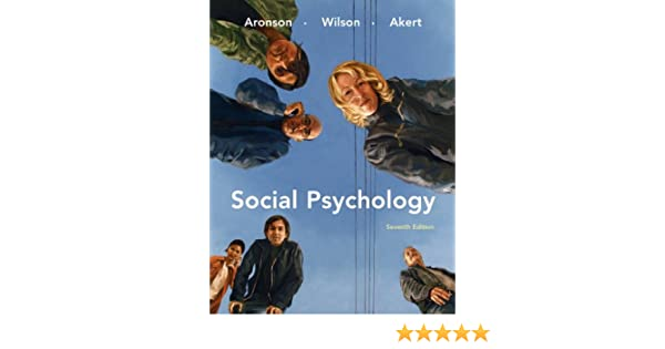 Social psychology 7th edition elliot aronson timothy d wilson social psychology 7th edition elliot aronson timothy d wilson robin m akert 9780138144784 books amazon fandeluxe Choice Image