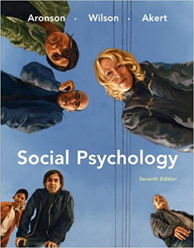 Amazon social psychology 7th edition 9780138144784 elliot amazon social psychology 7th edition 9780138144784 elliot aronson timothy d wilson robin m akert books fandeluxe Choice Image