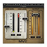 Waves MV2 | High and Low Level Compression Plugin Software Download Only