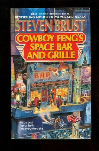 - Cowboy Feng's Space Bar and Grille