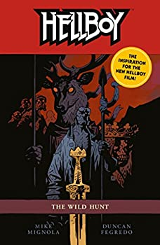 Hellboy (Vol. 9): The Wild Hunt by Mignola and Fegredo