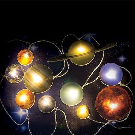 Unbekannt Fizz Creations Solar System Planeten Led Lichterkette