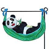Premier Kites 59162 Garden Charm, Bamboo Panda, 18-Inch For Sale