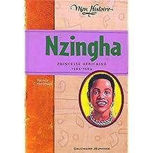 NZINGHA PRINCESSE AFRICAINE 1595-1596