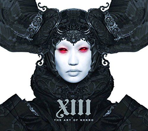 XIII: The Art of Nekro Volume 1 (XIII Art of Nekro Hc)