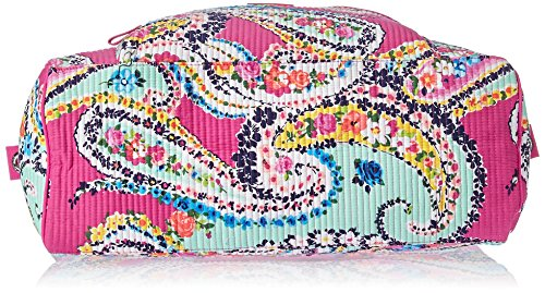 Vera Bradley Iconic Deluxe Weekender Travel Bag, Signature Cotton by Vera Bradley (Image #4)