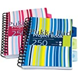Pukka A5 Project Book Pink/Blue