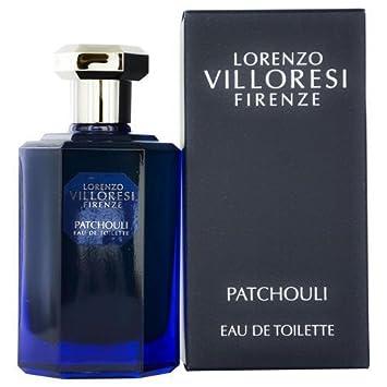 Patchouli By Lorenzo Villoresi EDT Spray 3.4 Oz 100 Ml Unisex NEW in BOX