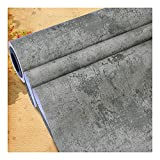 TJLMCORP - Concrete Wall Wallpaper, High Resolution Background Texture Image - Removable Wall Mural   Self-Adhesive Wallpaper - 15.7118 inches (color2)