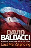Front cover for the book Last Man Standing by David Baldacci