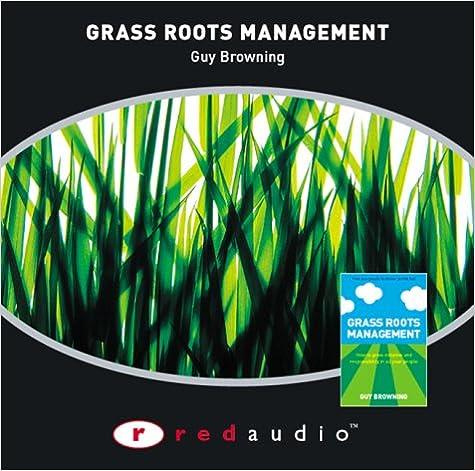 Book Grass Roots Management