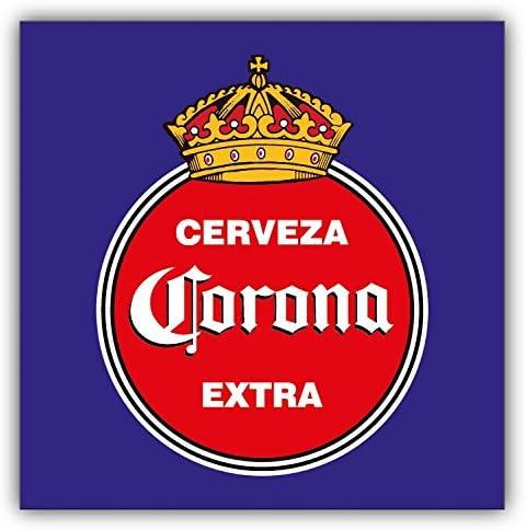 Modelo Cerveza Especial Mexican Beer Drink Car Bumper Sticker Decal 5 x 4