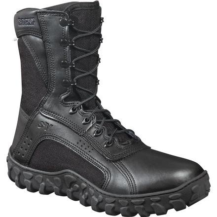 ROCKY Men's FQ0000102 Military and Tactical Boot, Black, 10.5 W US
