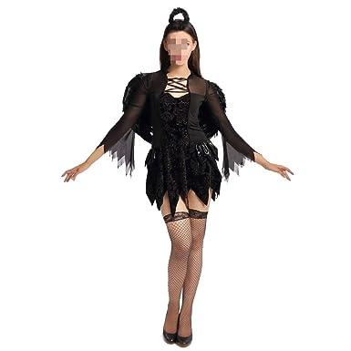 KODH New Night Angel Evil Falda corta Traje de demonio Cosplay de ...