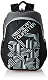 American Tourister 27 Ltrs Black Casual Backpack (AMT CRUNK 2017 BKPK 05- BLACK)