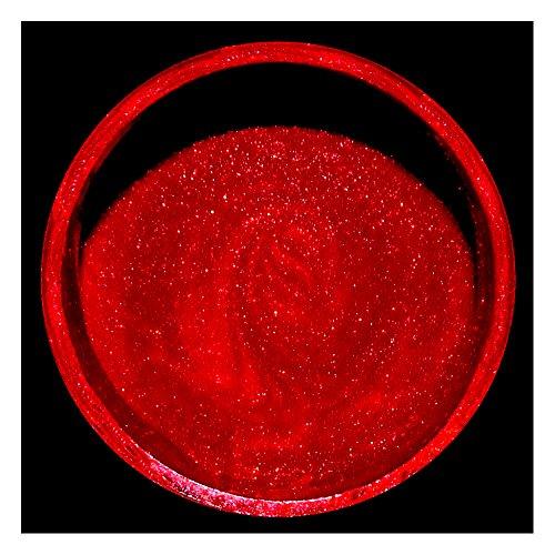 Silks Acrylic Iridescent Glaze Jar 1oz Love Struck-Deep Bloo