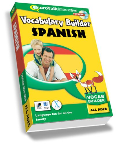 Spanish Vocabulary Builder