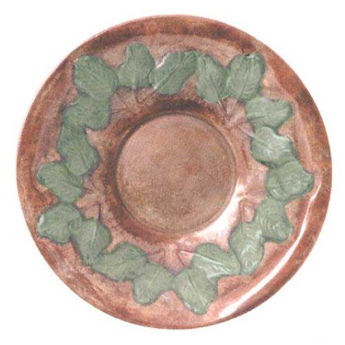 Achla Designs Green Leaves Birdbath