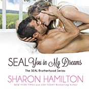 SEAL You in My Dreams: A Magnolias and Moonshine Novella, Book 9 | Sharon Hamilton