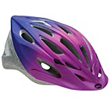 Bell Mens BH27170 Solara Bike Helmet, Matte Purple Comet - UNIV ADULT