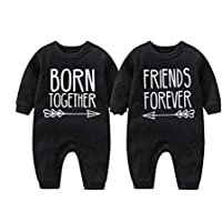 culbutomind Born Together Friends Forever Cute Twins Baby