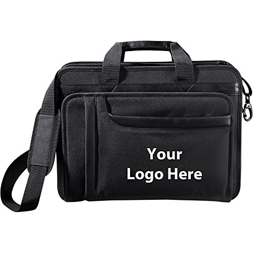 Paragon 15'' Computer Attaché - 12 Quantity - $50.60 Each - PROMOTIONAL PRODUCT / BULK / BRANDED with YOUR LOGO / CUSTOMIZED by Sunrise Identity (Image #3)