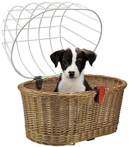 KlickFix rear basket Rixen & Kaul Doggy Basket Fix by KlickFix