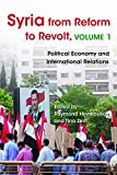 Syria from Reform to Revolt, Volume 1, , 0815633777