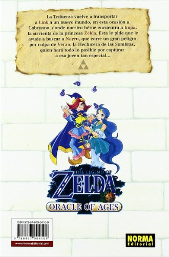 The Legend of Zelda 7: Oracle of Ages (Spanish Edition)