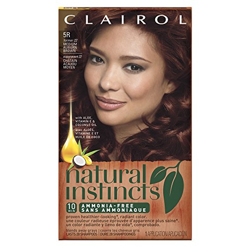 Clairol Natural Instincts Cinnaberry Semi Permanent