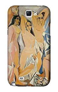 S0183 Picasso Demoiselles D'Avignon Case Cover for Samsung Galaxy Note 2