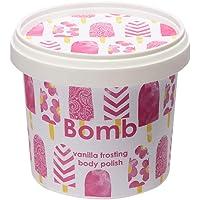 Bomb Cosmetics Vanilla Frosting Vücut Peeling 375g 1 Paket (1 x 1 Adet)