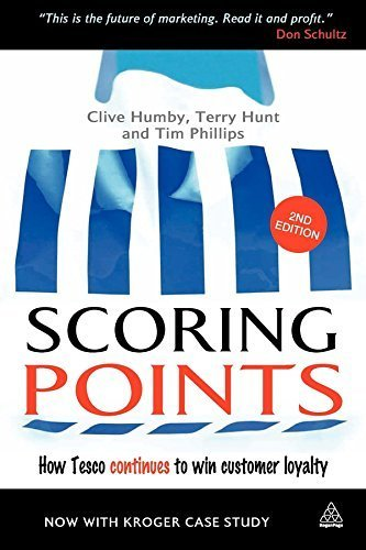 Scoring Points: How Tesco Continues to Win Customer Loyalty Paperback September 1, 2008
