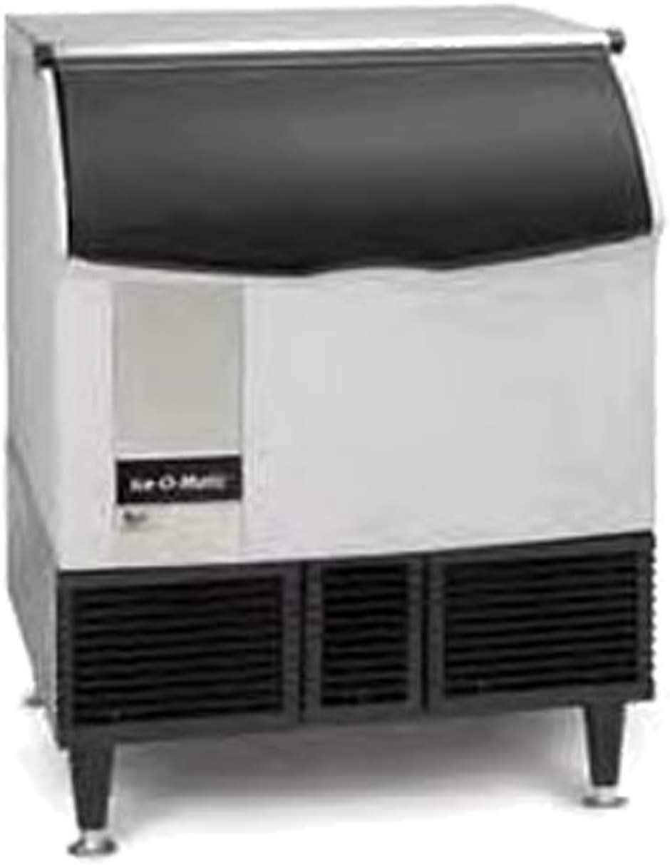 New Ice-O-Matic 309lb/24 Commercial Half Cube Ice Maker Machine Modular Head Air